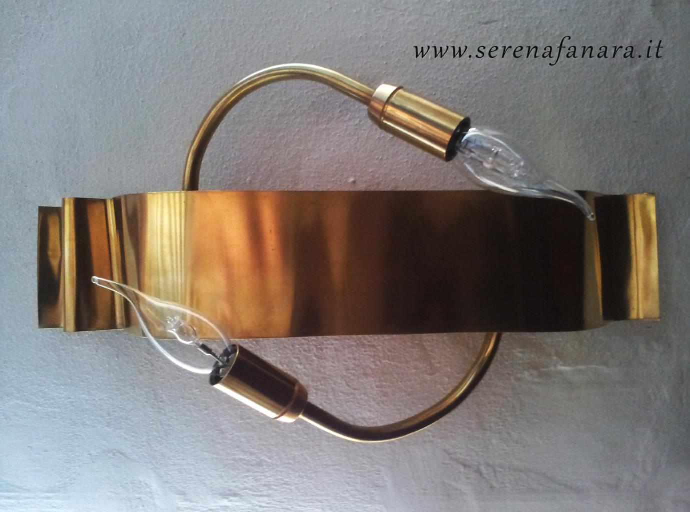 La linea di lampade Ottone in uno storico appartamento a Firenze - SerenaFanara - Architect ...