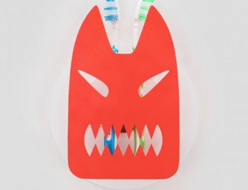 Toothy – Portaspazzolini